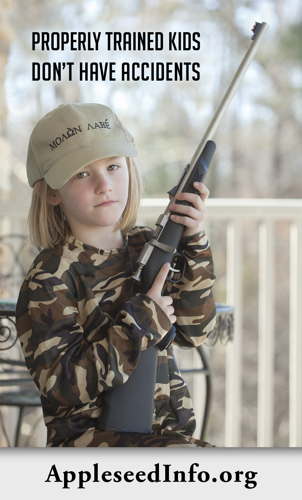 10 Things You Should Teach Kids About Gun Safety