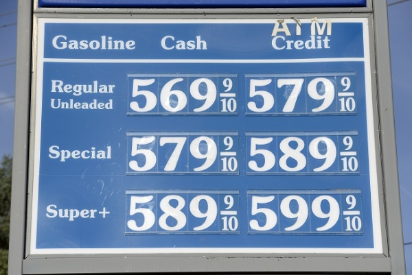 Gas Prices In California >> California Voters Want High Gas Prices Slowfacts