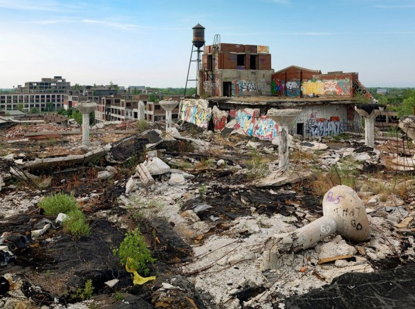 "Detroit's Old ""Investments"""