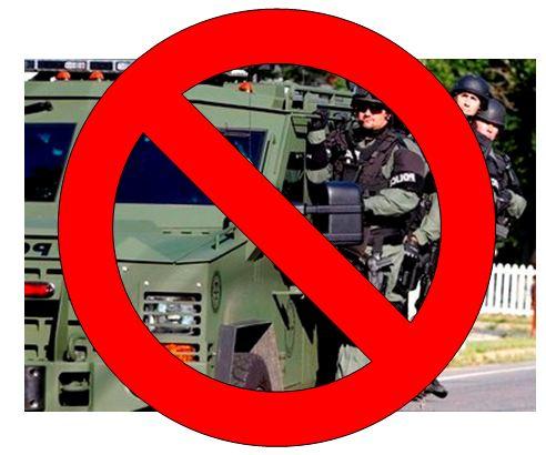 no swat
