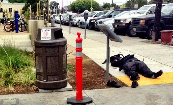 Santa Monica Shooter III