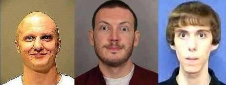 crazy murderers