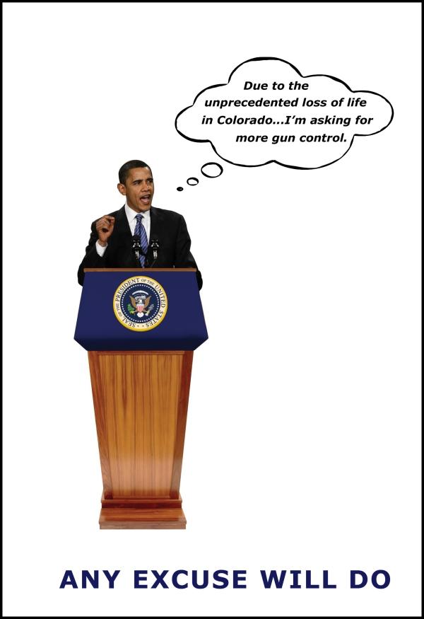 956 Pres Barack Obama Podium