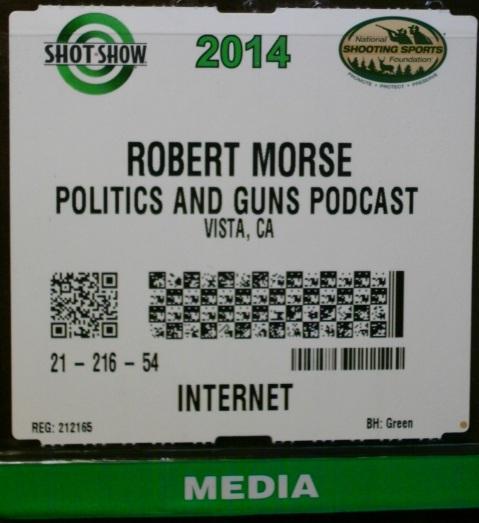 shot media badge