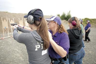 Defensive Handgun Class