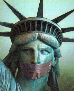silenced liberty