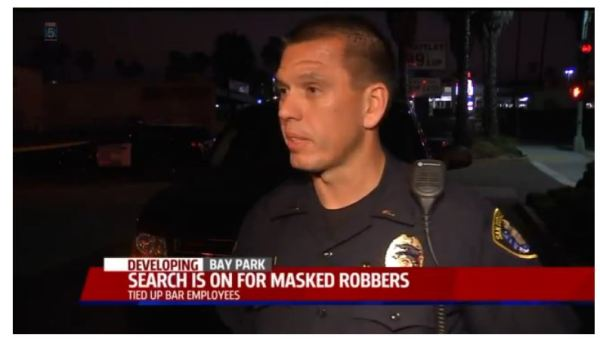 armed robbery SD