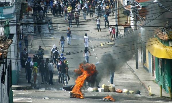 VE riots