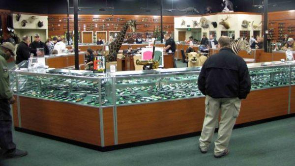 large gun shop