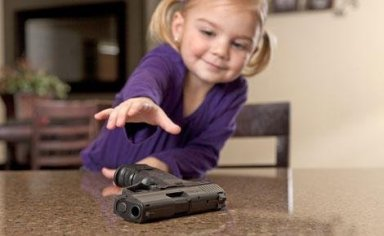 gun safe your child