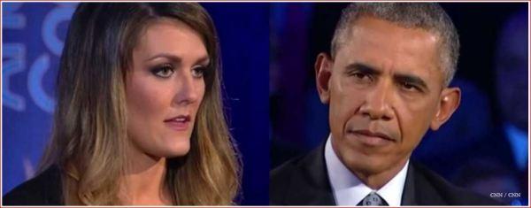 Corban and Obama