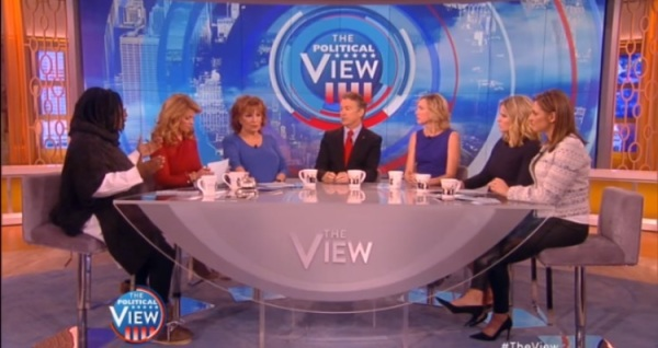the View w Rand Paul