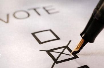 mark ballot