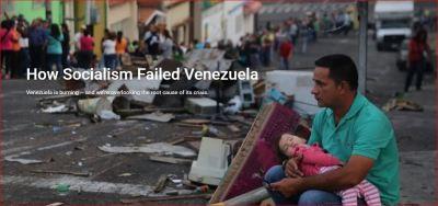 socialism in venezuala