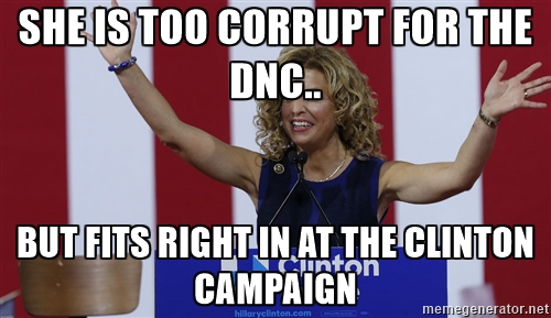 dnc vs clinton