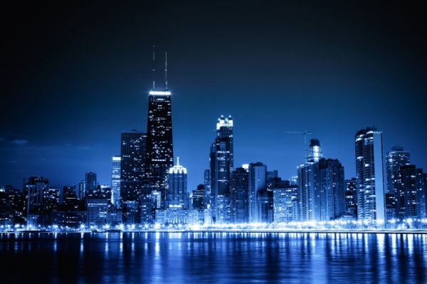 chicago-skyline-at-night